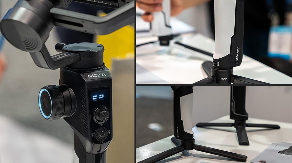 الاعلان عن MOZA AirCross 2 جمبل لكاميرات تصوير الفيديو