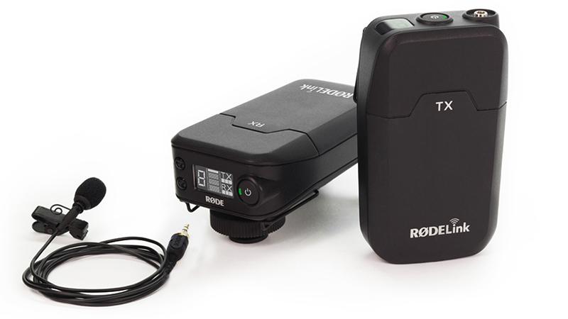 نظام Rode Wireless Go ميكروفون لاسلكي لتصوير الفيديو