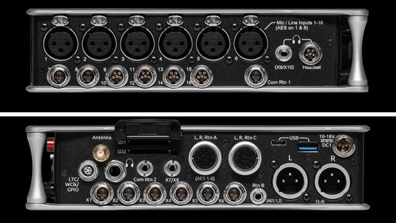 Scorpio جهاز تسجيل صوت وميكسر محمول من Sound Devices
