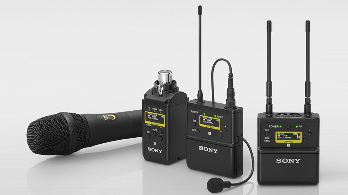 الاعلان عن Sony UWP-D نظام ميكروفون لاسلكي جديد