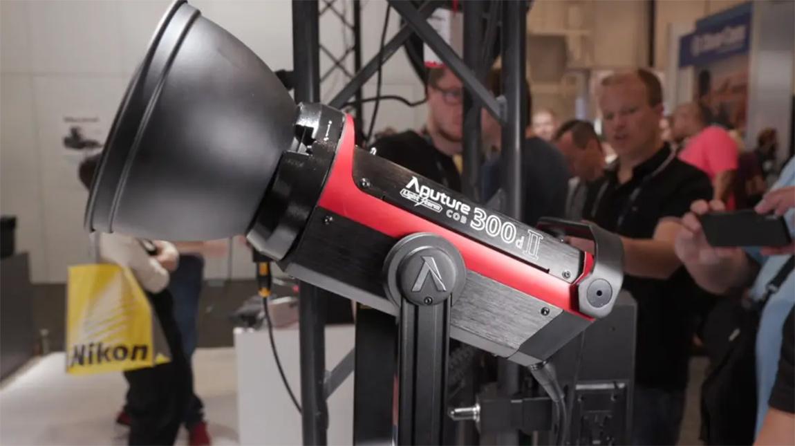 الاعلان عن Aputure 300D II ومعدات إضاءة جديدة من ابيوتشر