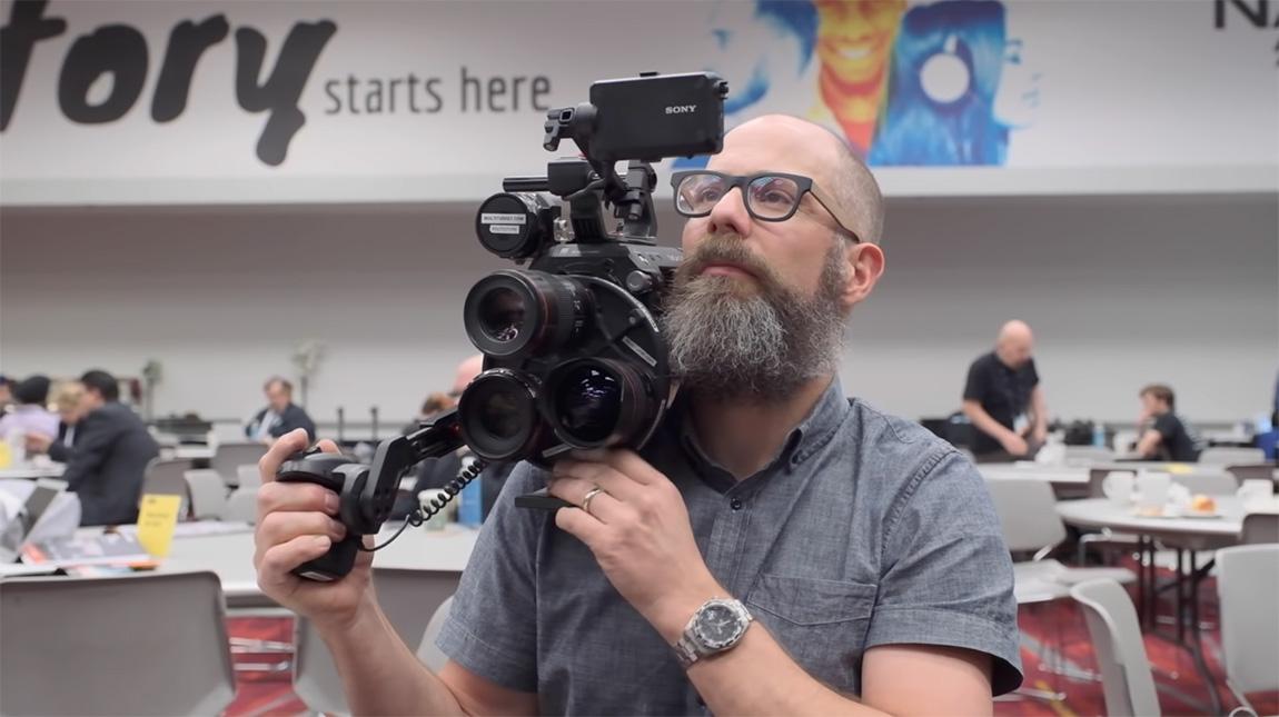 تعرف على Multi Turret لتركيب 3 عدسات على كاميرتك في نفس الوقت