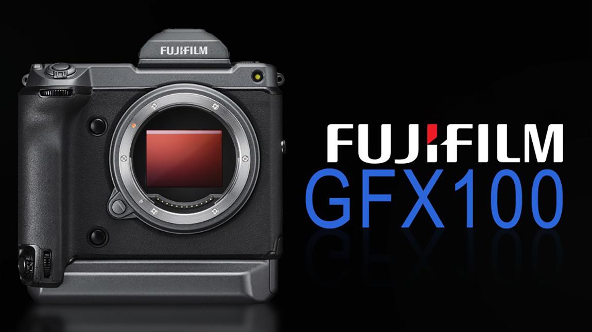 FUJIFILM GFX 100 | كاميرا ميديوم فورمات بوضوح 100 ميجابكسل وتصوير 4K