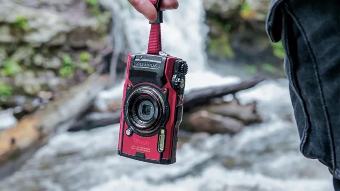 كاميرا Olympus Tough TG-6 لتصوير 4K ومضادة للماء والصدمات