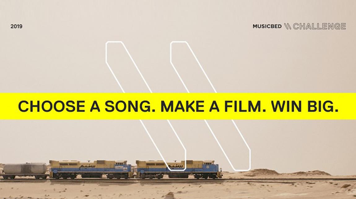 بدء مسابقة Musicbed Challenge للافلام القصيرة لعام 2019