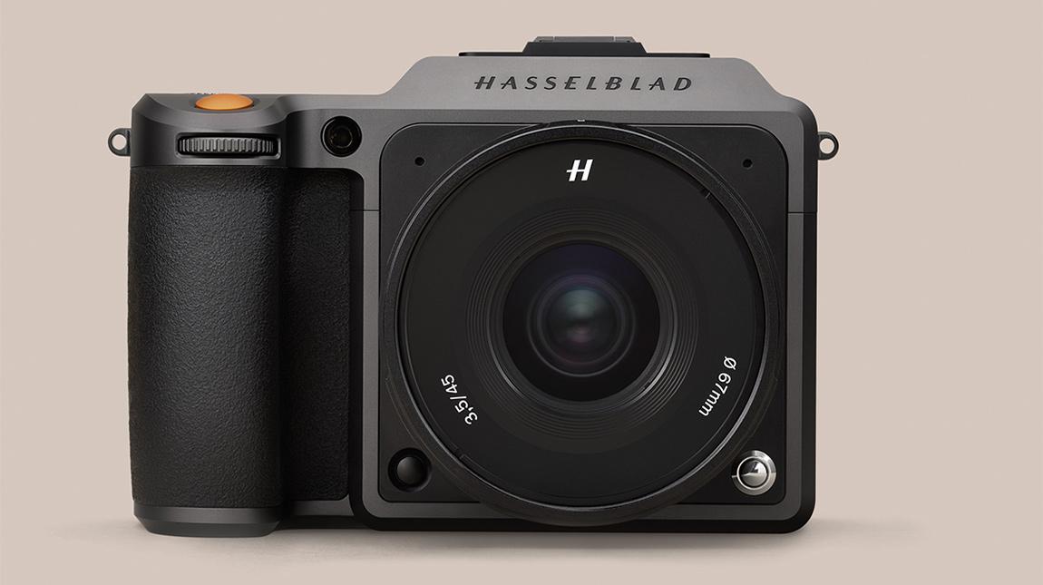 هاسلبلاد X1D MARK II كاميرا ميديوم فورمات بوضوح 50 ميجابكسل
