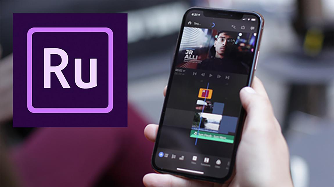 اطلاق Adobe Rush لمونتاج الفيديو على منصات اندرويد مجانا