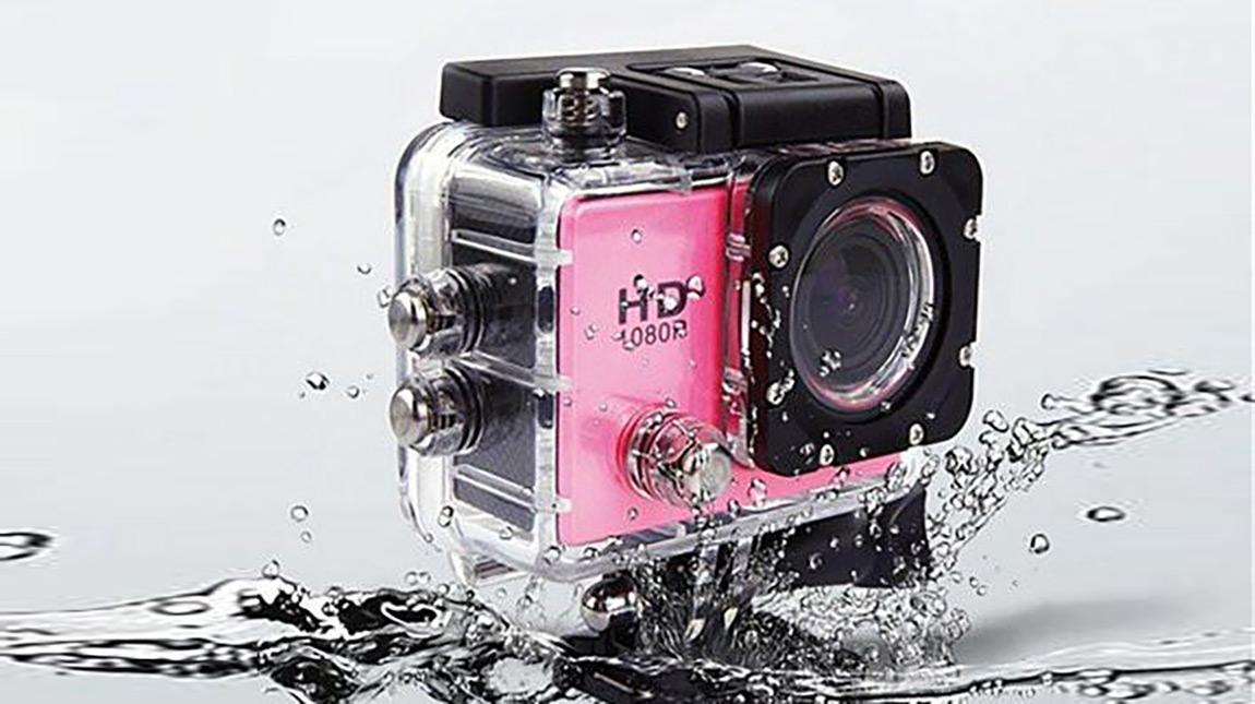 كاميرا All Pro HD بميزات كاميرات جوبرو وبسعر 40 دولار