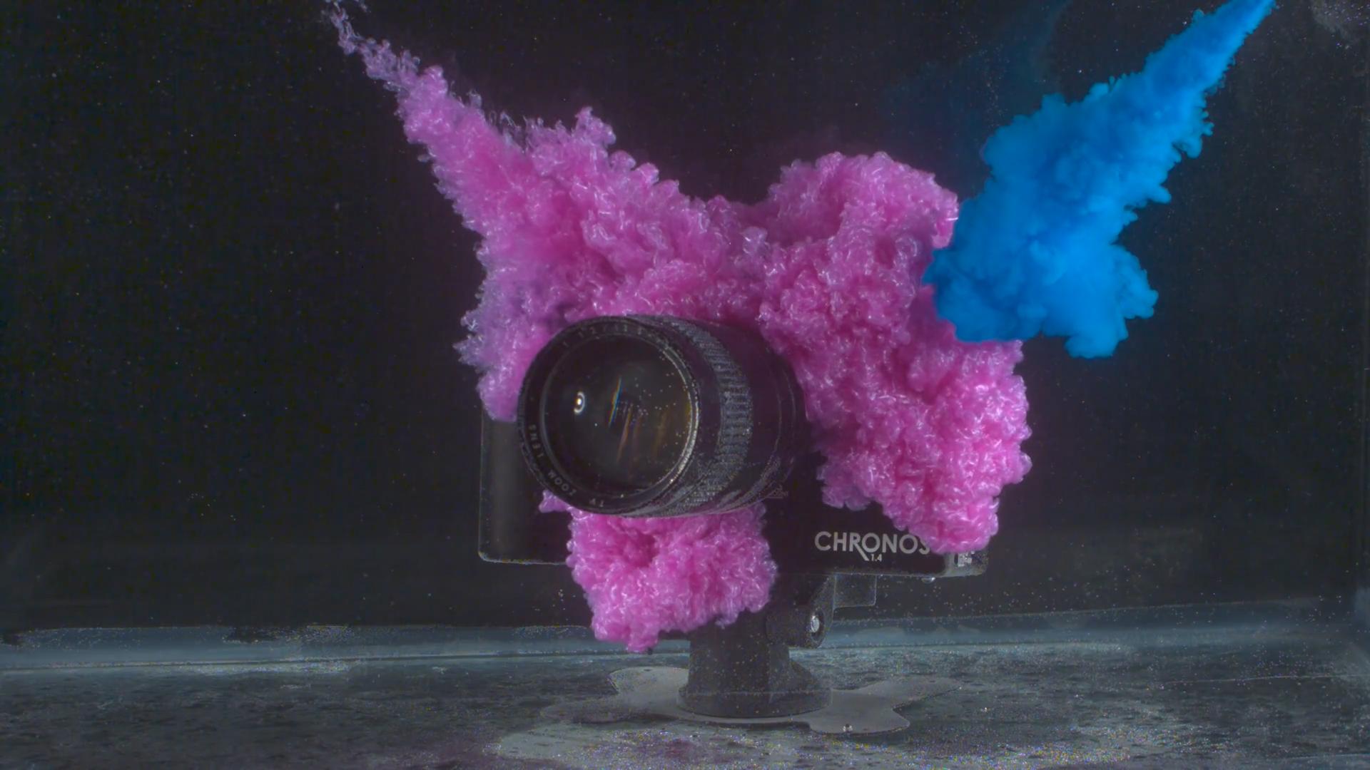 كاميرا Chronos 2.1-HD لتصوير سلوموشن بسرعة 100 الف اطار / ثانية