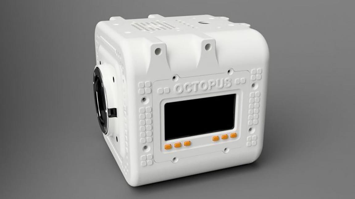OCTOPUS CAMERA | كاميرا سينمائية بتصوير 5K مع اجزاء قابلة للتغيير