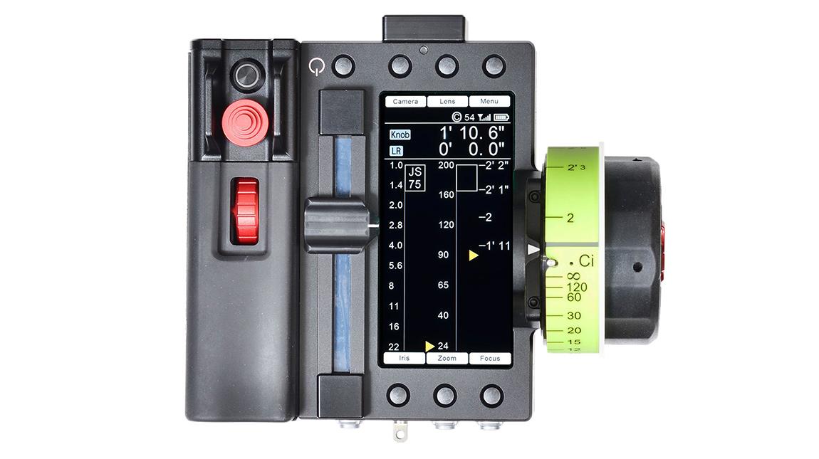نظام Preston HU4 لضبط التركيز اثناء التصوير عن طريق اللمس