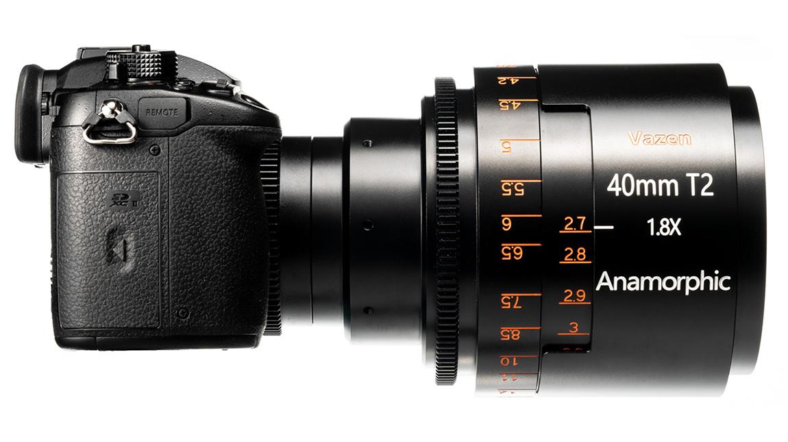 Vazen تعلن عن 3 عدسات انامورفيك لكاميرات ميكرو فور ثيردز