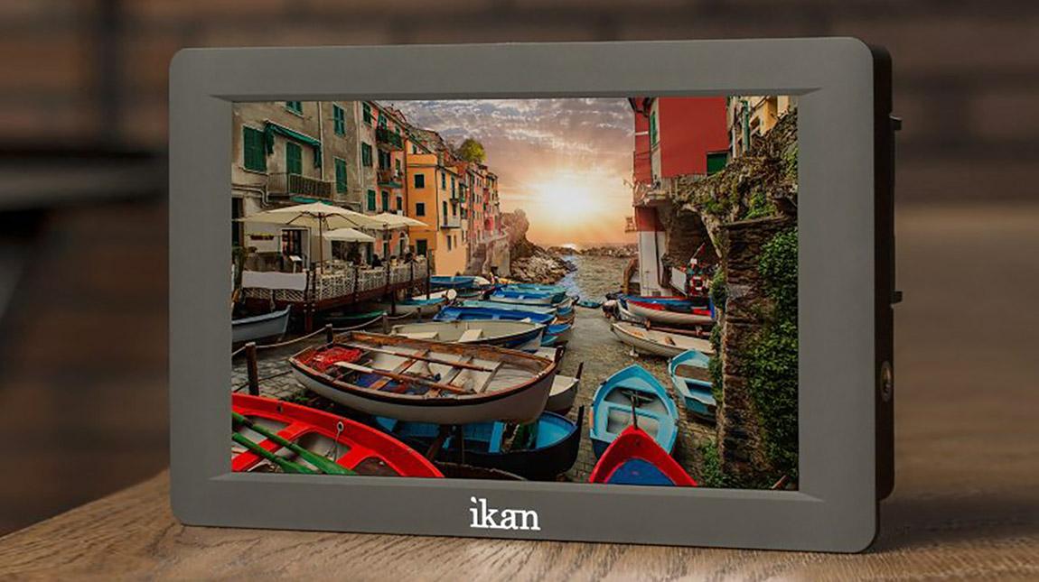شاشة Ikan SAGA S7H-V2 لمراقبة الفيديو بجودة 4K
