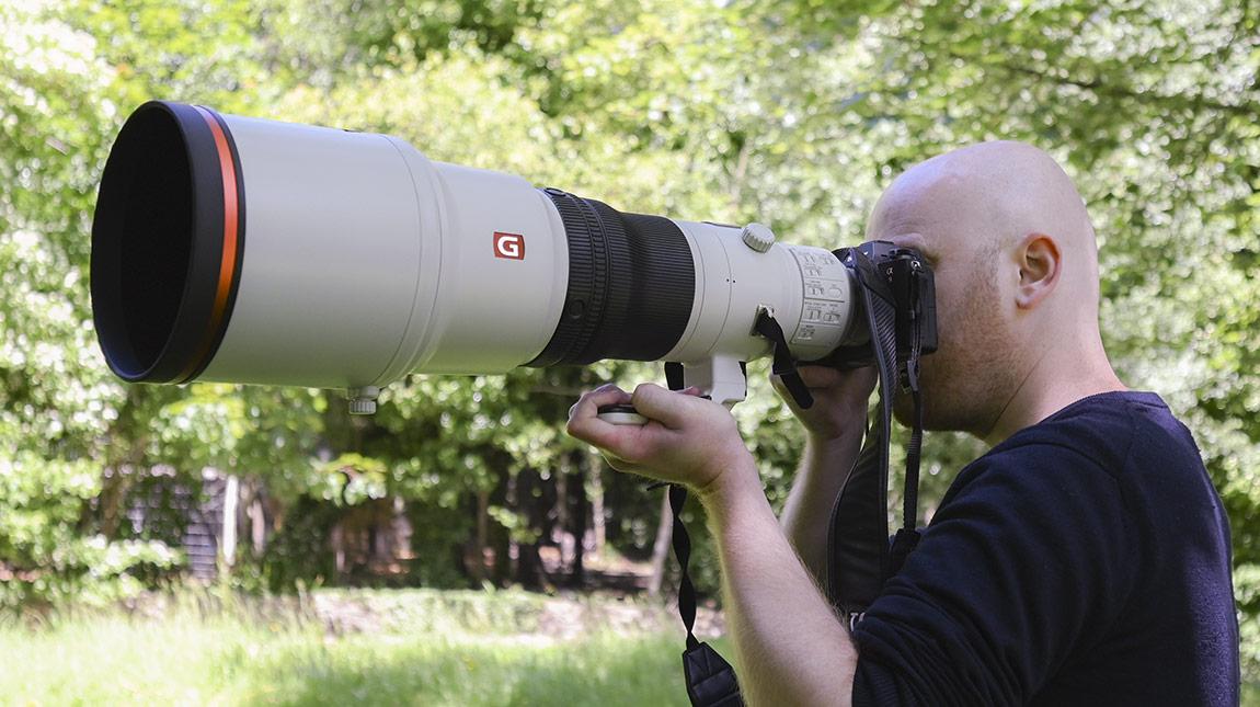 سوني تطلق عدسة FE 200-600mm وعدسة FE 600mm لتصوير الطبيعة