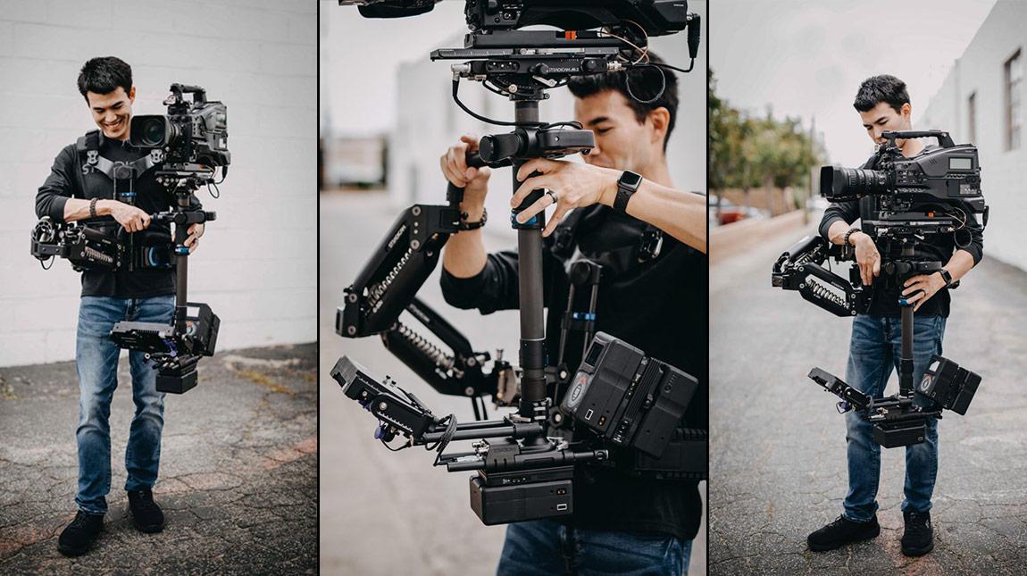 الاعلان عن Steadicam M-2 المزود باحدث تقنيات استقرار الكاميرا
