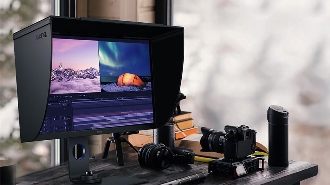 بينكيو SW270C شاشة بألوان غنية وتفاصيل دقيقة للمصورين والمصممين