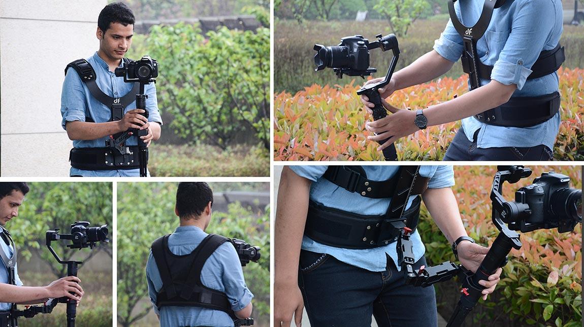الإعلان عن DigitalFoto THANOS سترة دعم لمصوري الفيديو
