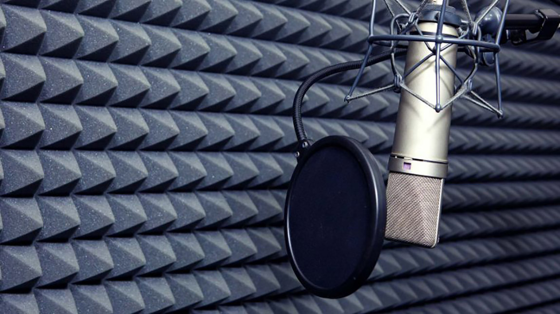 تعلم كيفية عزل الصوت في غرفة او ستوديو للتسجيل الاحترافي