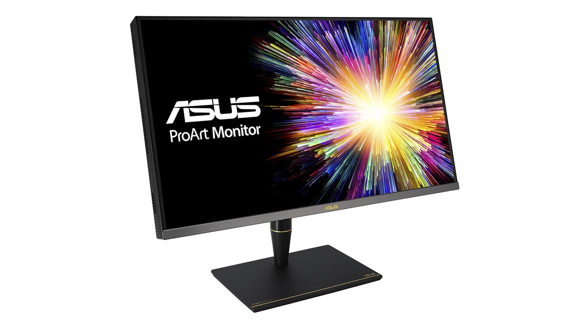 اطلاق Asus ProArt 4K HDR شاشة مخصصة للتصميم والمونتاج من اسوس