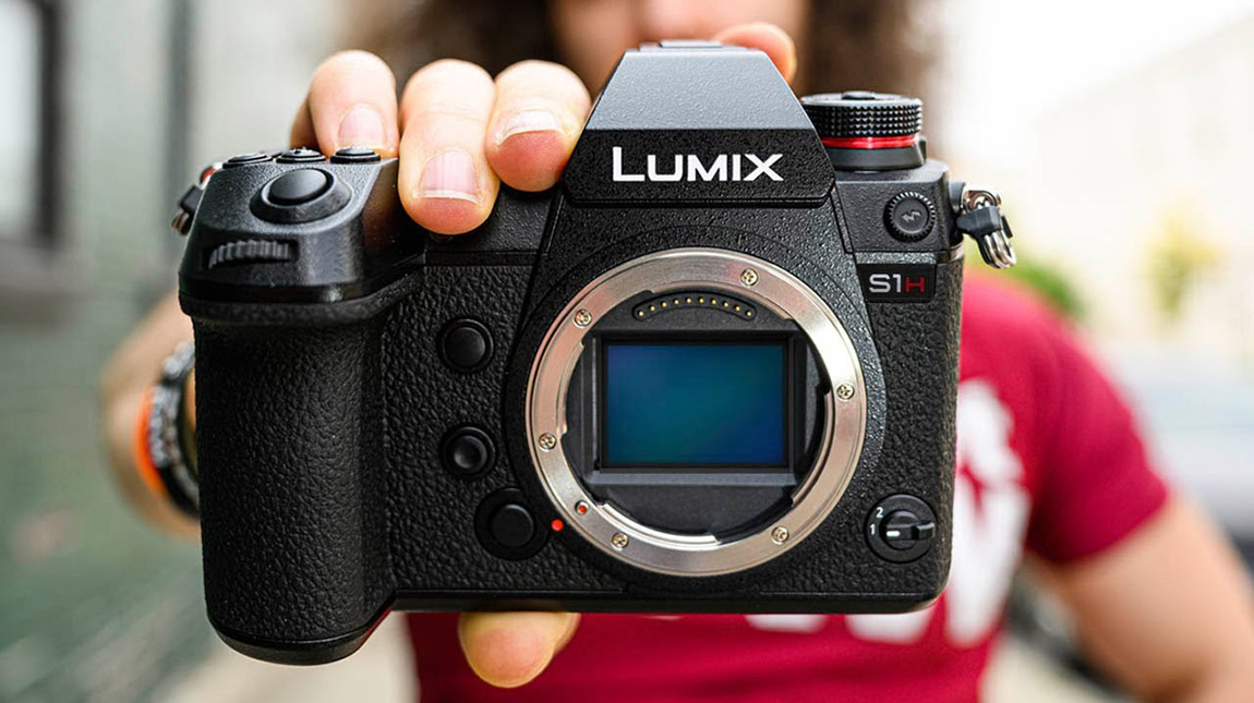 اطلاق Panasonic S1H كاميرا لتصوير الفيديو بجودة 6K من باناسونيك