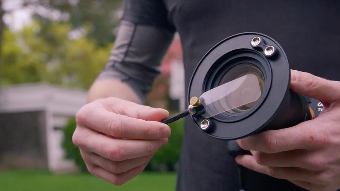 الإعلان عن Lensbaby OMNI مجموعة فلاتر للتأثيرات الابداعية اثناء التصوير
