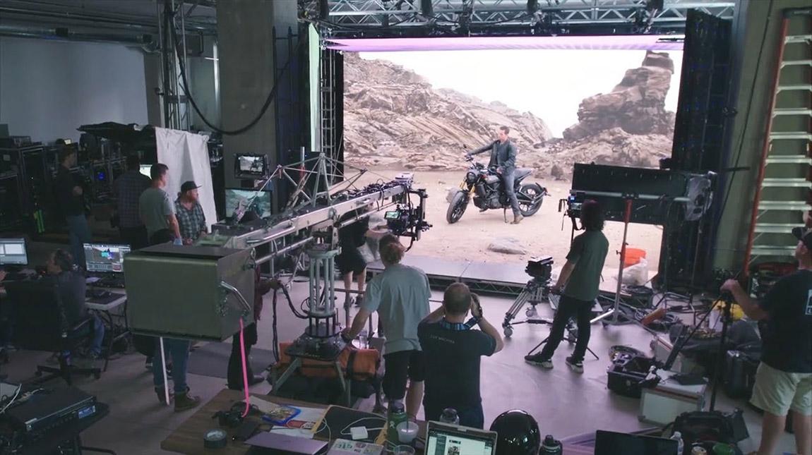 Unreal Engine تبتكر اداة ستعيد تشكيل مستقبل التصوير السينمائي