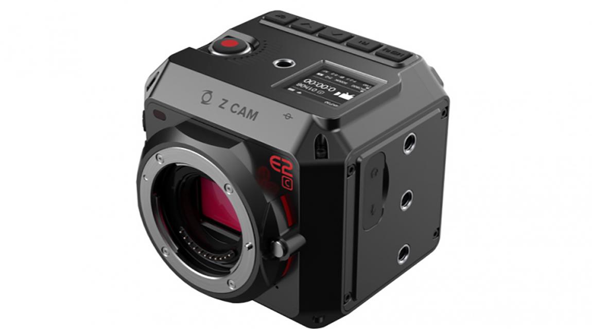 كاميرا Z CAM E2C لتصوير الفيديو بجودة 4K بعمق 10 بت وبسعر منخفض