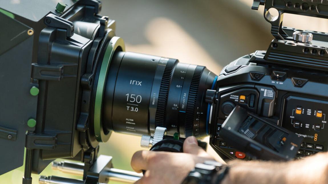 الإعلان عن Irix Cine 150mm عدسة ماكرو سينمائية لكاميرات فل فريم
