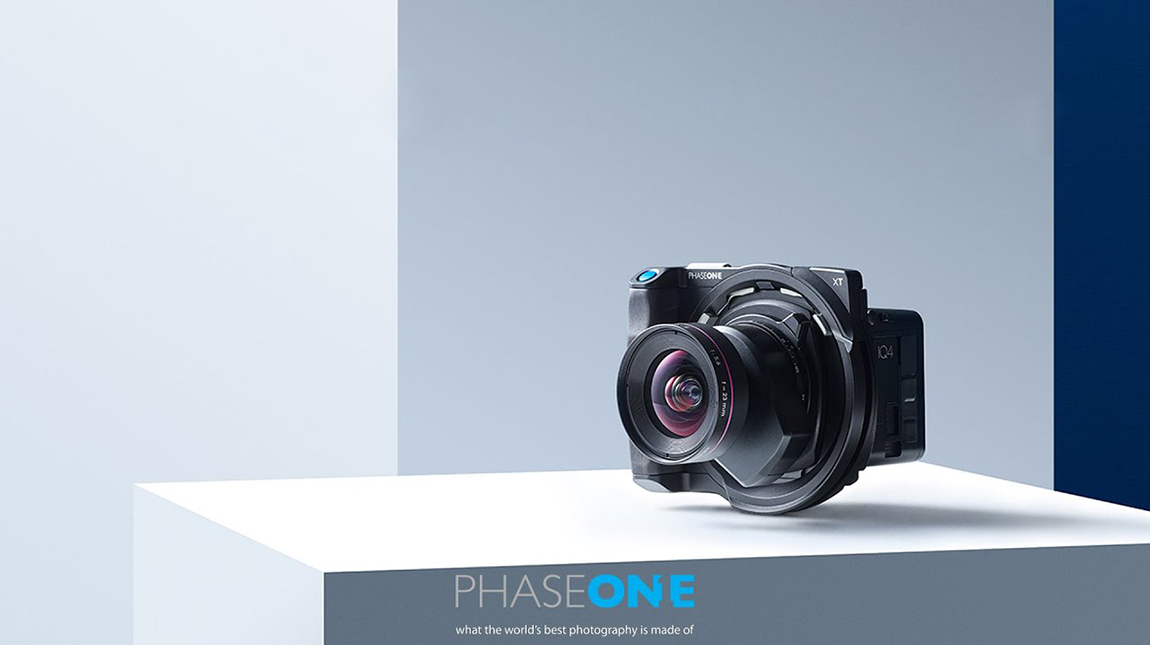 الاعلان عن Phase One XT كاميرا ميديوم فورمات صغيرة الحجم