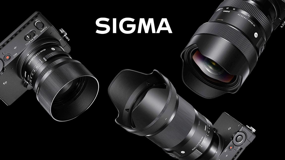 الاعلان عن 3 عدسات جديدة من سيجما في سلسلة Sigma Art