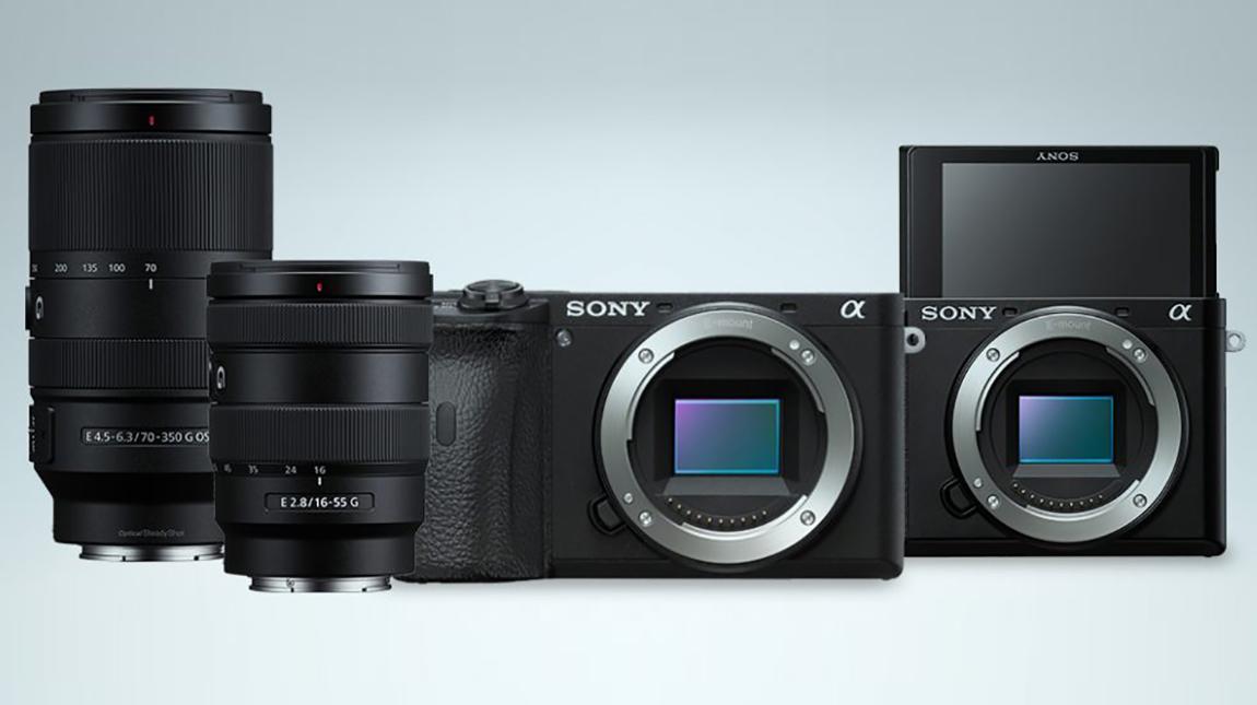 سوني تطلق a6600 و a6100 كاميرتي كروب فريم بتصوير 4K