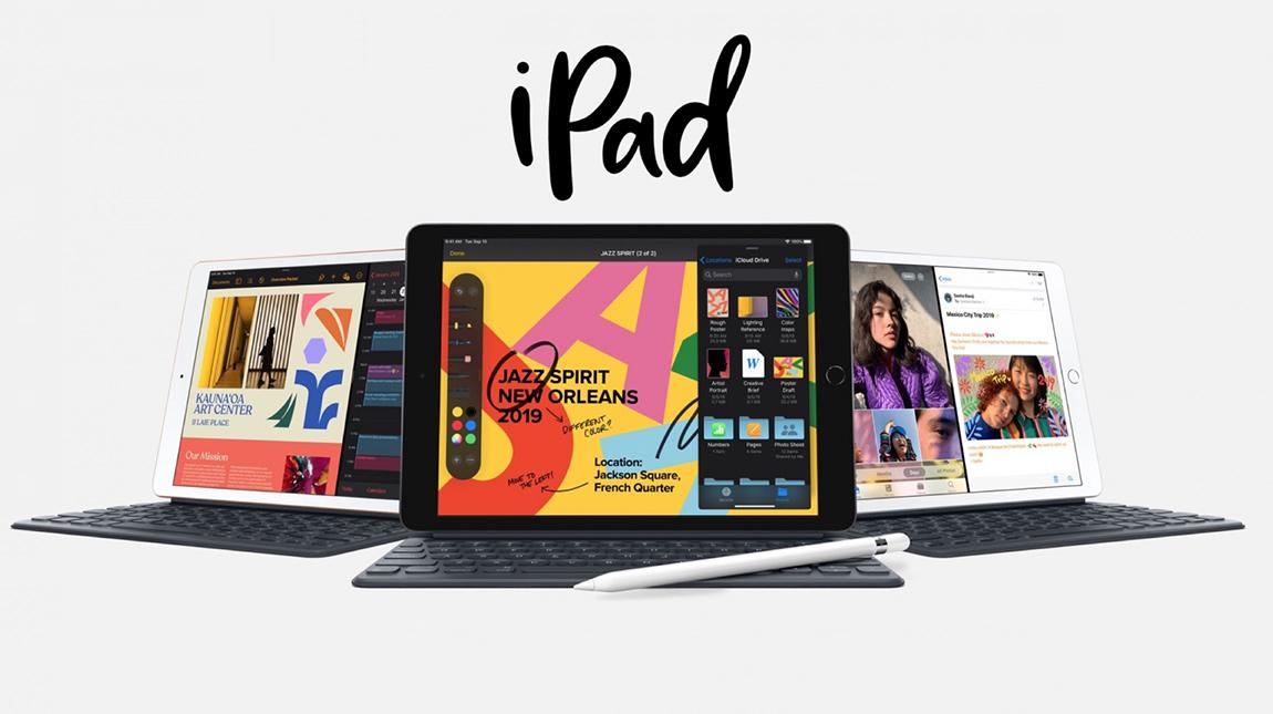 ابل تعلن عن iPad 10.2 الجديد بإضافات جديدة وسعر مميز