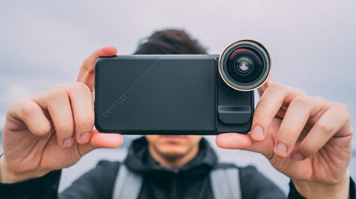 الاعلان عن ShiftCam 12mm عدسة واسعة الزاوية للهواتف الذكية