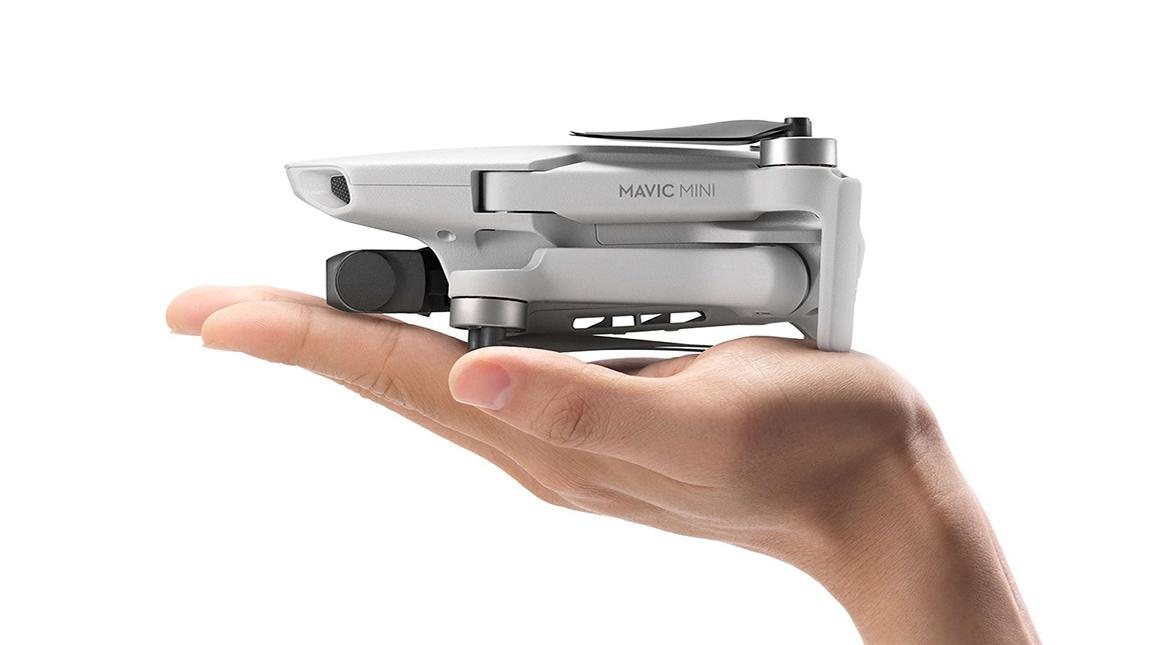 اطلاق Mavic Mini درون صغير الحجم وخفيف الوزن بتصوير فيديو 2.7K