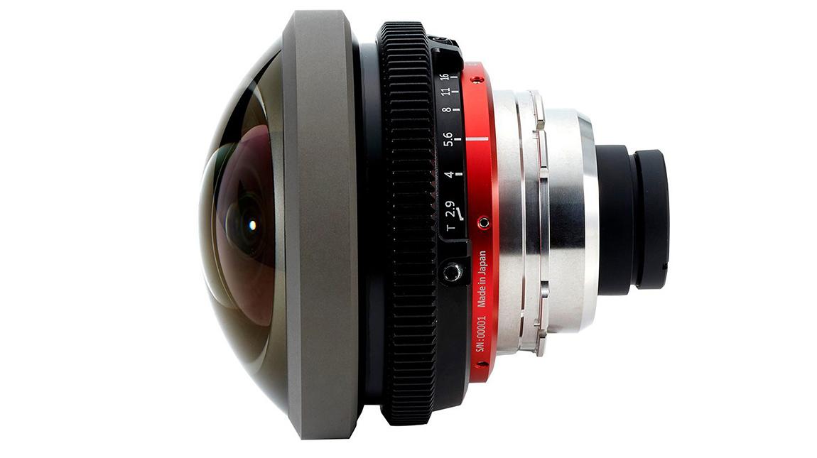 عدسة Entaniya Fisheye HAL 220 السينمائية بزاوية رؤية 220 درجة | Creative School Arabia