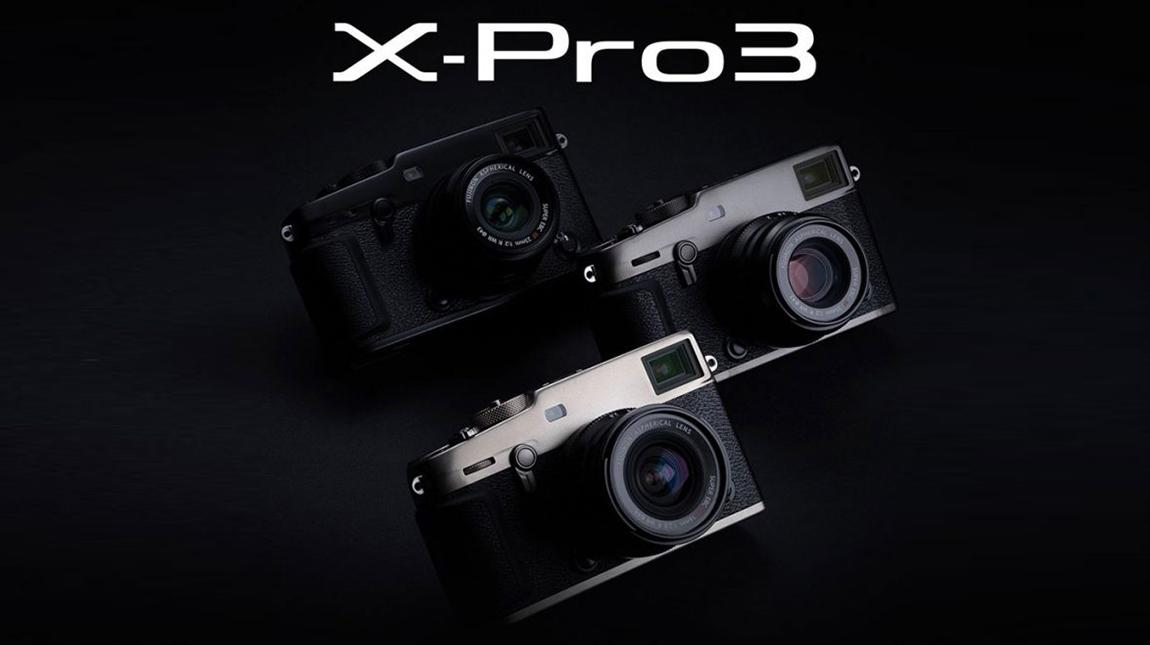 فوجي فيلم X-Pro3 كاميرا بوضوح 26 ميجابيكسل وتصوير فيديو 4K