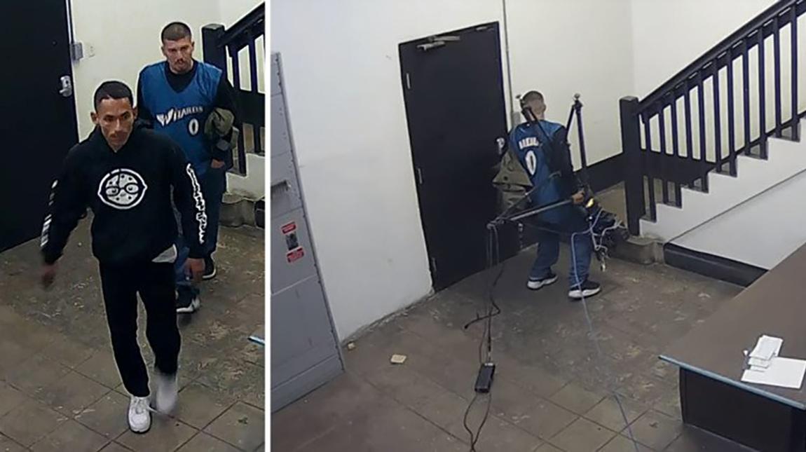 سرقة كاميرات بقيمة تزيد عن 100 الف دولار من احد ستوديوهات لوس انجلوس