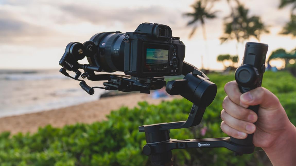 الاعلان عن AK4500 مانع اهتزاز الكاميرا الجديد من Feiyutech
