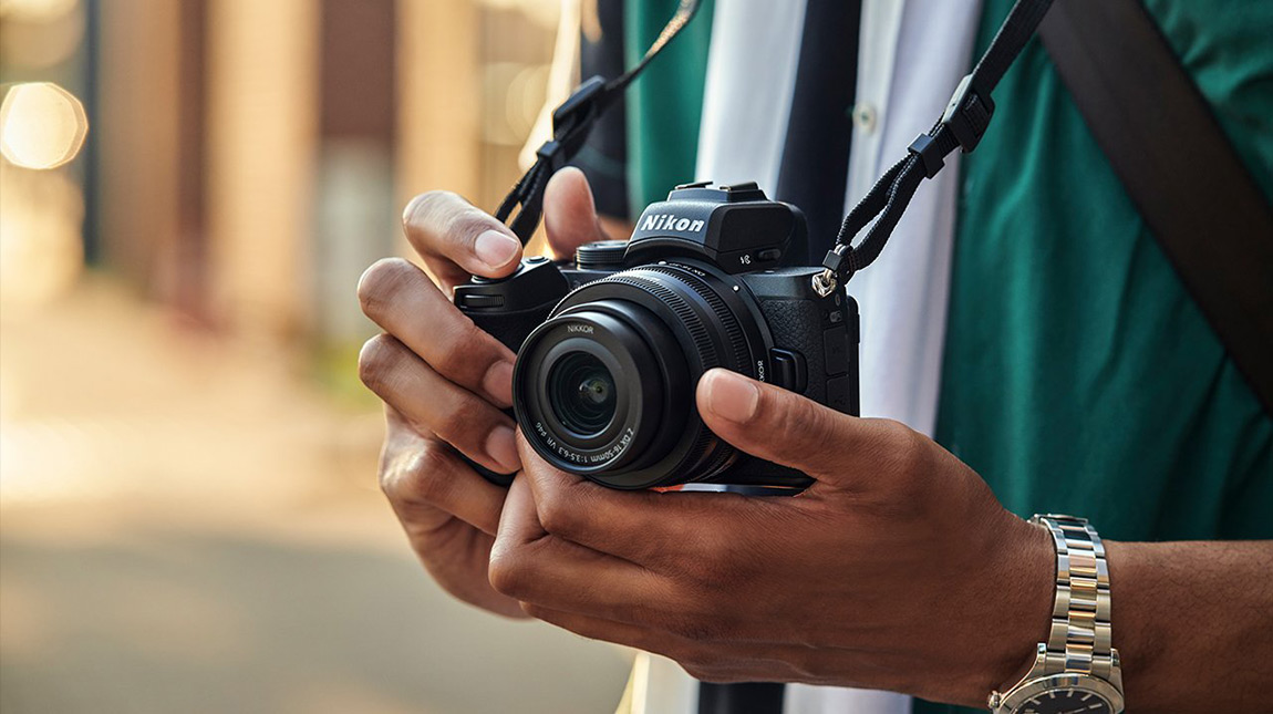 Nikon Z50 اول كاميرا ميرورليس كروب فريم من نيكون بتصوير 4K