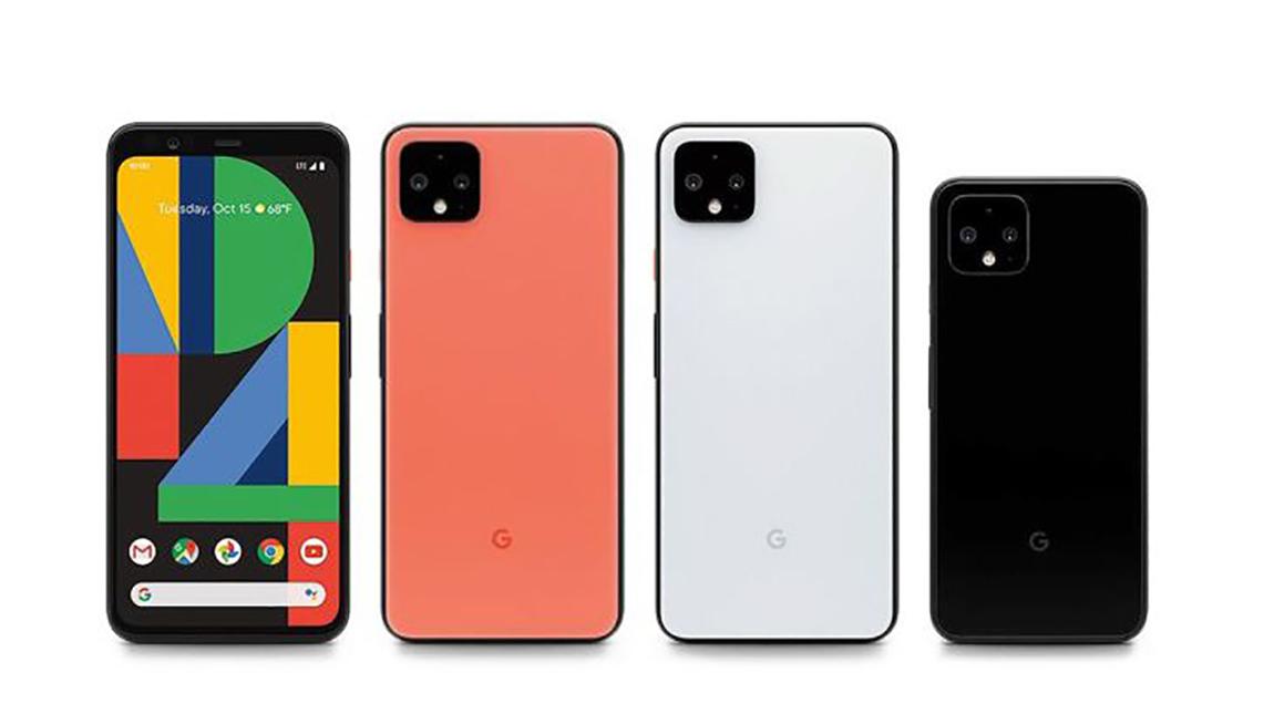 الاعلان عن هاتف Pixel 4 الجديد من جوجل بكاميرات للتصوير في الإضاءة المنخفضة
