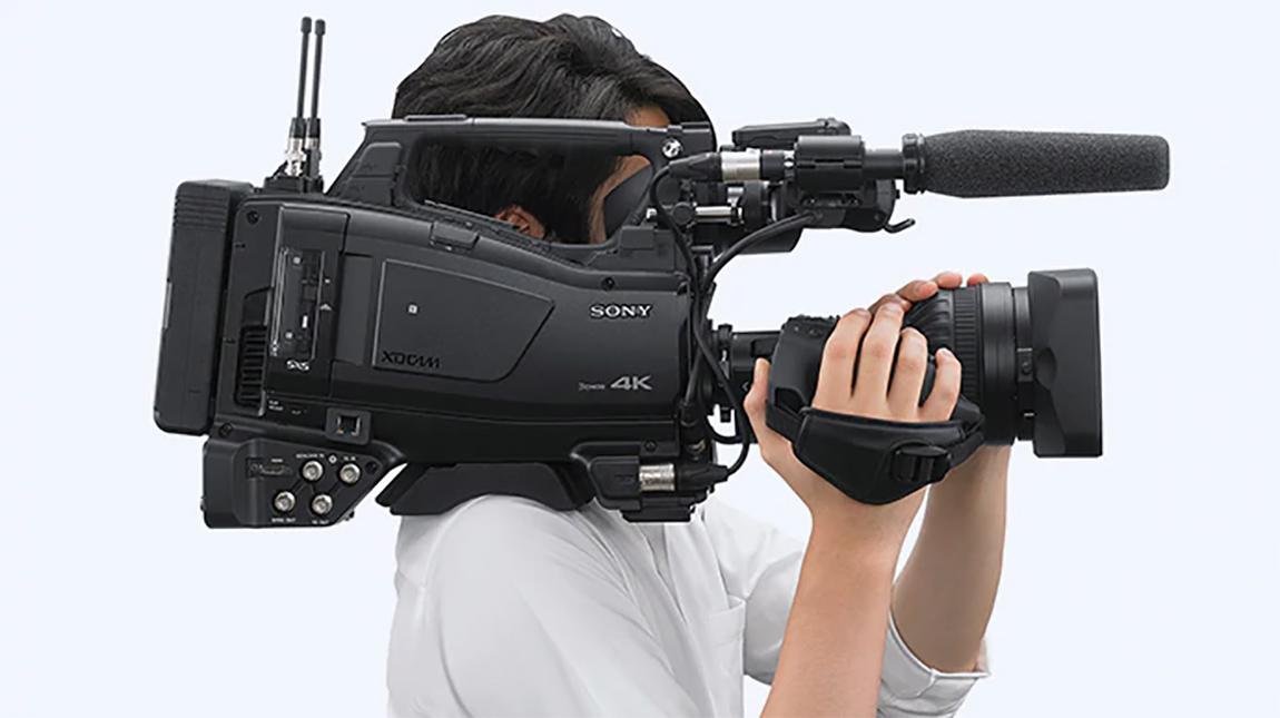 الاعلان عن سوني PXW-Z750 لتصوير فيديو 4K مع عدسة FE C 16-35mm السينمائية