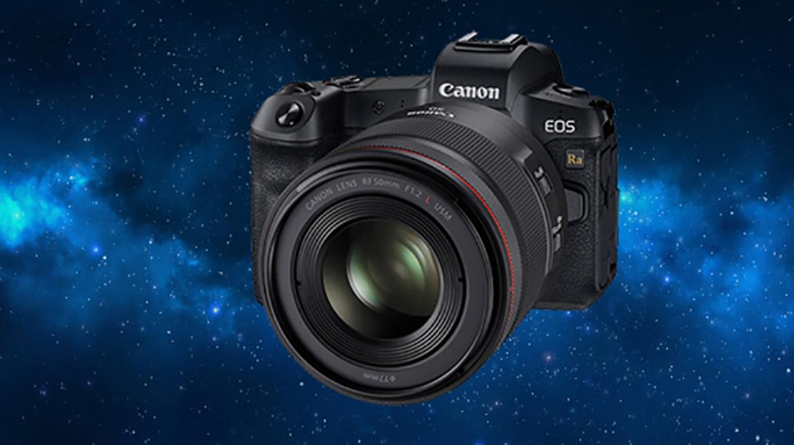 الكشف عن Canon EOS Ra كاميرا ميرورليس مخصصة للتصوير الفلكي