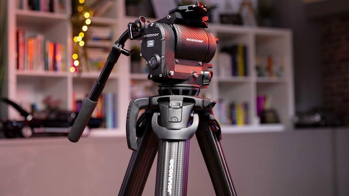 الاعلان عن نظام ترايبود OConnor Ultimate 1040 للمصورين السينمائيين