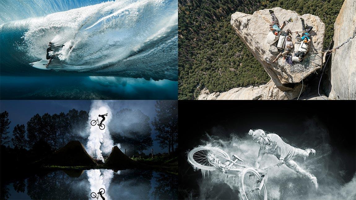 الصور الرياضية الفائزة بمسابقة Red Bull Illume لعام 2019