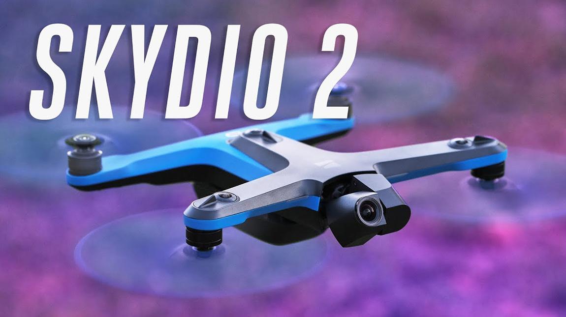 الكشف عن Skydio 2 طائرة درون امريكية الصنع بميزة الطيران الذاتي وتصوير 4K
