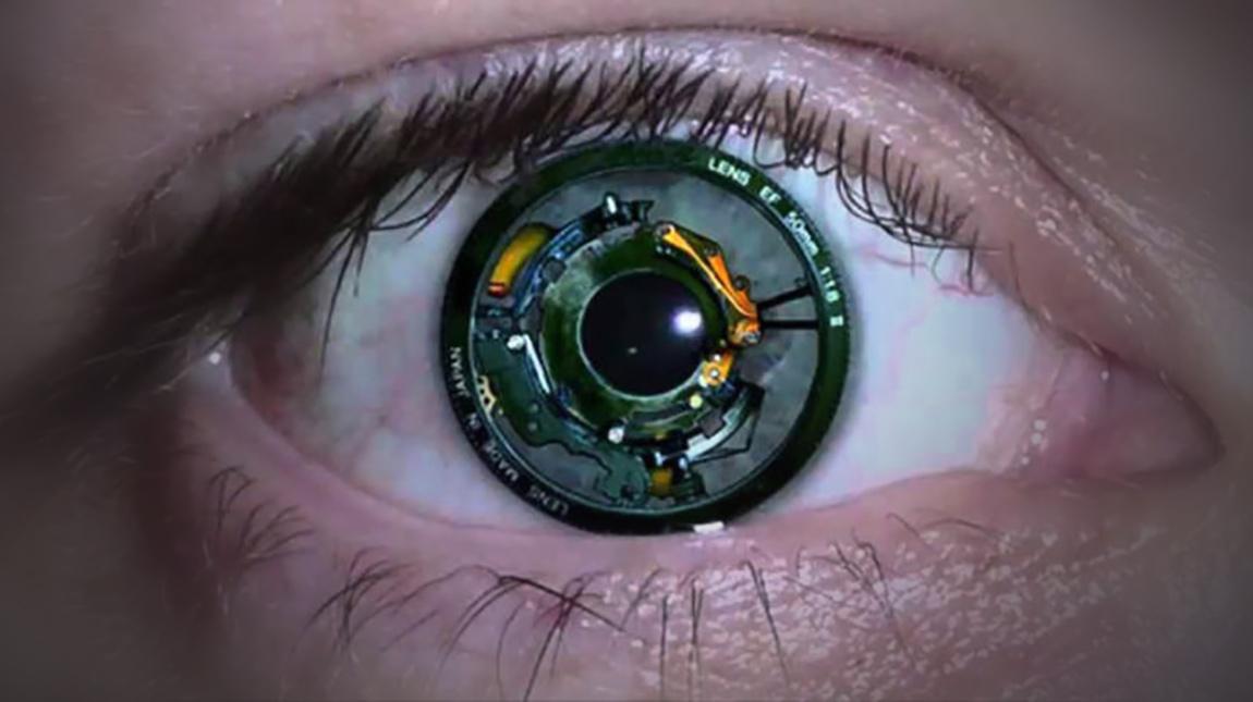 براءة اختراع لـ سوني عن تصوير وتسجيل الفيديو باستخدام العدسات اللاصقة