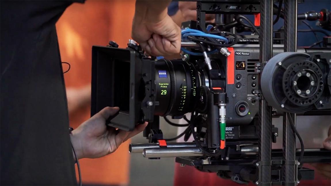 الاعلان عن ZEISS Supreme Prime Radiance سلسلة حصرية من العدسات السينمائية