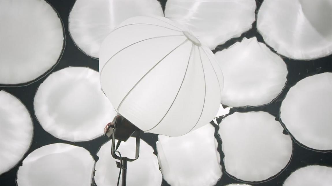 الاعلان عن Aputure Lantern سوفت بوكس دائري للإضاءة السينمائية