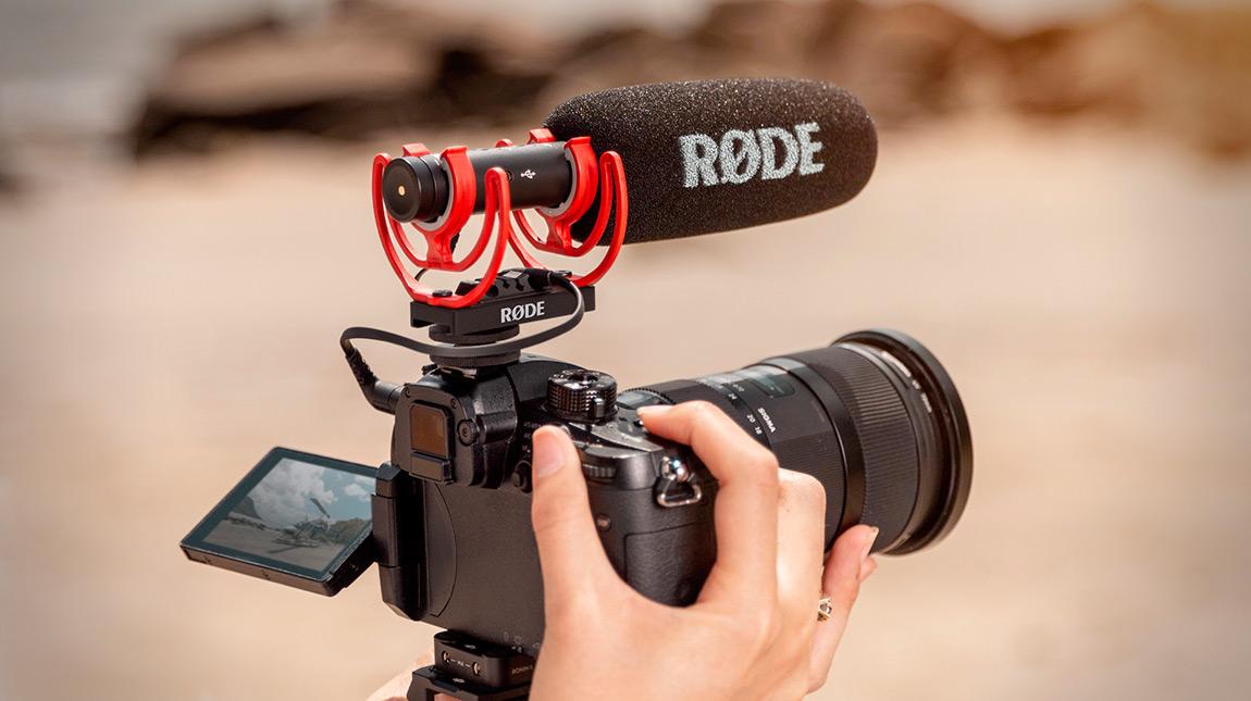 الإعلان عن VideoMic NTG ميكروفون شوتجن مليء بالميزات من RODE