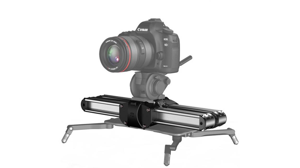 ZEAPON Micro 2 سلايدر صغير الحجم وخفيف الوزن لتصوير الفيديو